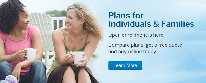 Open enrollment is here. Compare plans, get a free quote and buy online today.