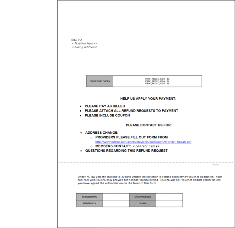 Refund request form template spiritdancerdesigns Image collections