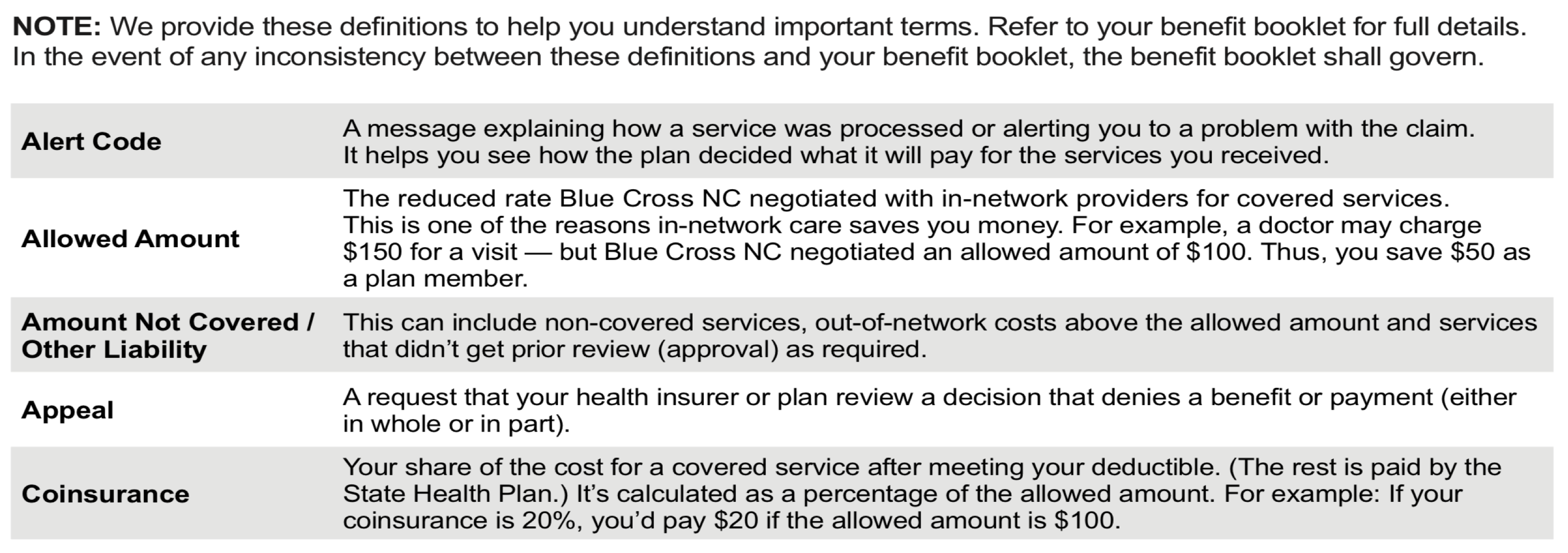 Blue Connect - Blue Cross and Blue Shield of North Carolina